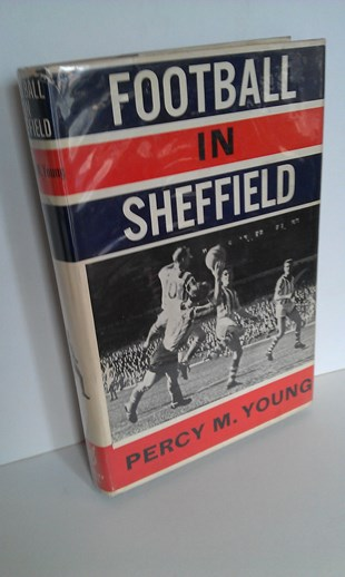 YOUNG, PERCY - Football in Sheffield