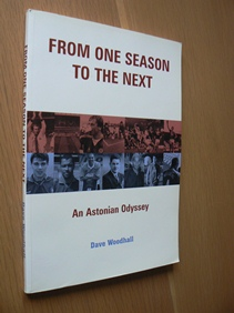 WOODHALL, DAVE - From One Season to the Next  An Astonian Odyssey