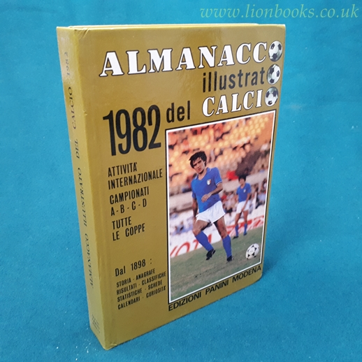 Image for Almanacco Illustrato Del Calcio 1982