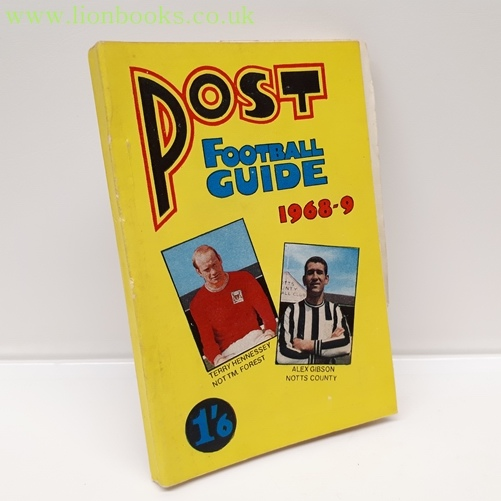 Image for Post Football Guide 1968-9