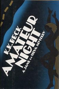 Image for Amateur Night A Jane Da Silva Mystery