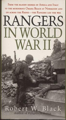 Image for Rangers In World War II