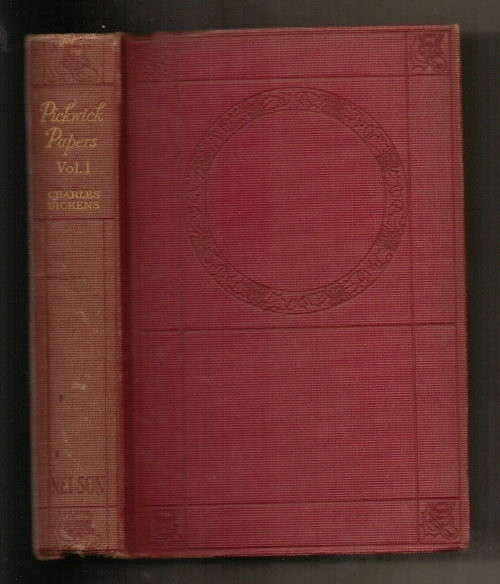 Image for The Pickwick Papers Volume One of a Two-Volume Set