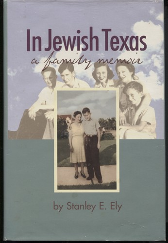 Image for In Jewish Texas