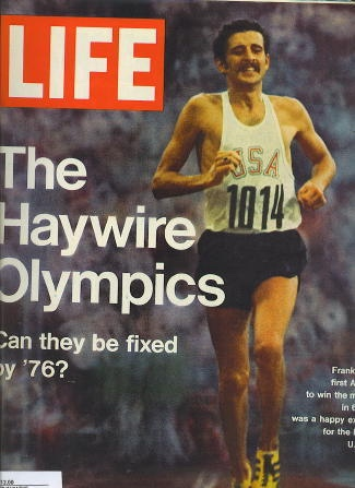 Image for Life Magazine, September 22, 1972, The Haywire Olympics, Can They be Fixed by '76?