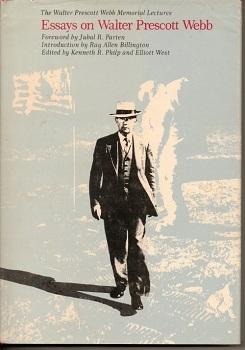 Image for Essays On Walter Prescott Webb