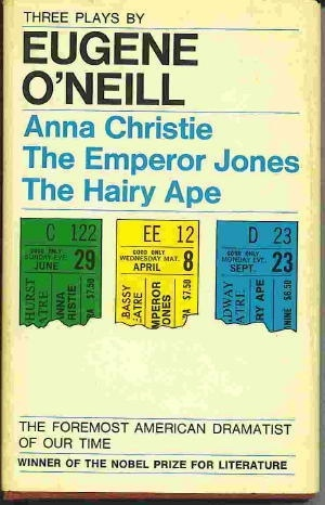 Image for Three Plays: Anna Christie; The Emperor Jones; The Hairy Ape