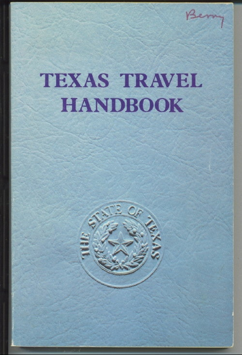 Image for Texas Travel Handbook