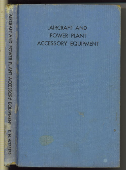 Image for Aircraft And Power Plant Accessory Equipment