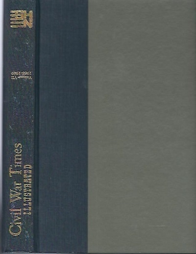 Image for Civil War Times Illustrated Volume VII 1968-1969