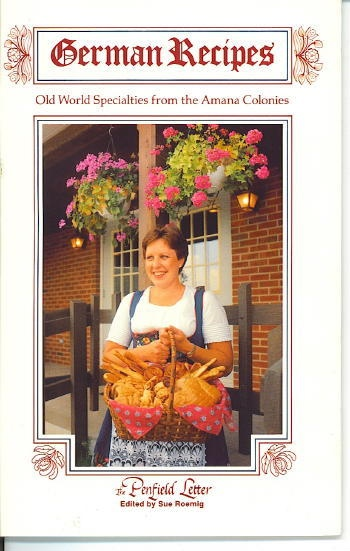 Image for German Recipes