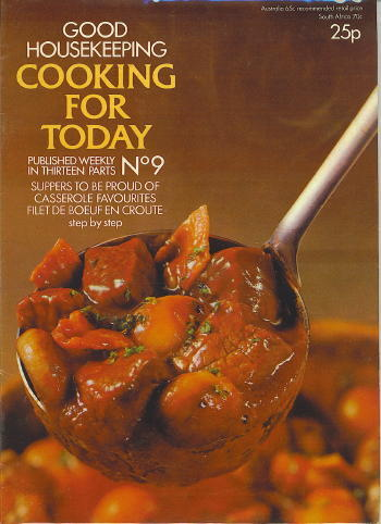 Image for Good Housekeeping Cooking For Today #9