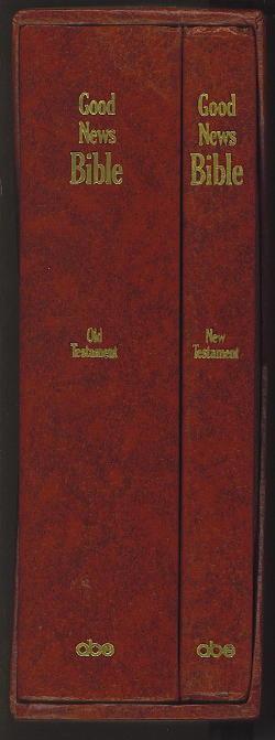 Image for Good News Bible Large Print