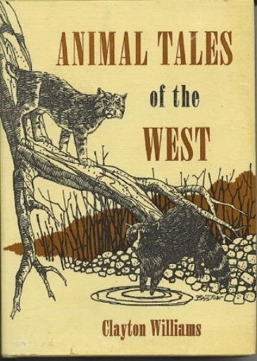Image for Animal Tales Of The West