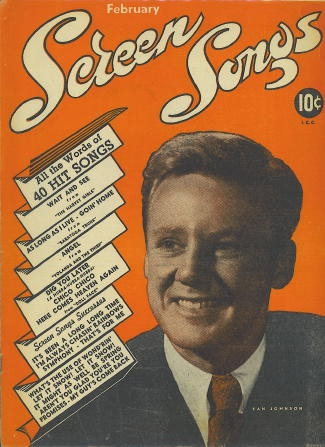 Image for Screen Songs, February 1946