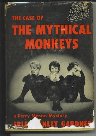 Image for The Case Of The Mythical Monkeys