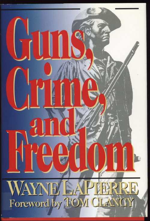 Image for Guns, Crime, And Freedom