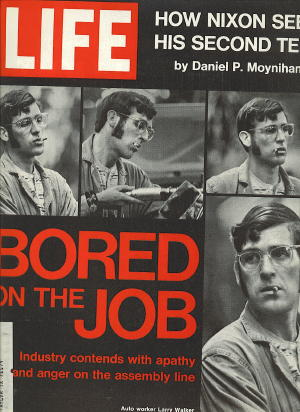 Image for Life Magazine, September 1, 1972, Bored on the Job and How Nixon Sees His Second Term