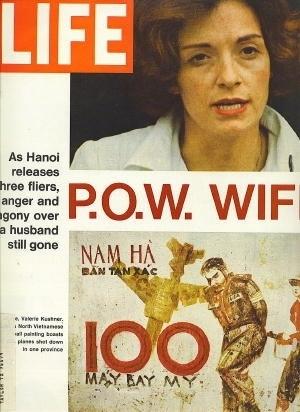 Image for Life Magazine, September 29, 1972 P. O. W. Wife