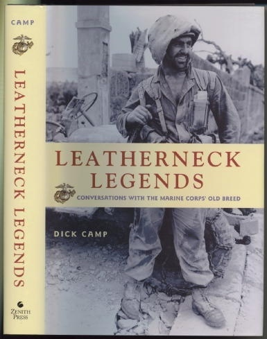 Image for Leatherneck Legends Conversations with the Marine Corps' Old Breed