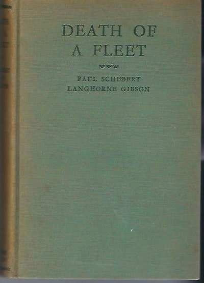 Image for Death Of A Fleet, 1917-1919
