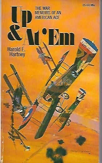 Image for Up & At 'em The War Memoirs of an American Ace