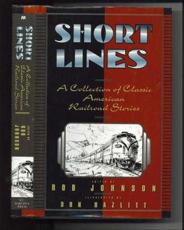 Image for Short Lines, A Collection Of Classic American Railroad Stories