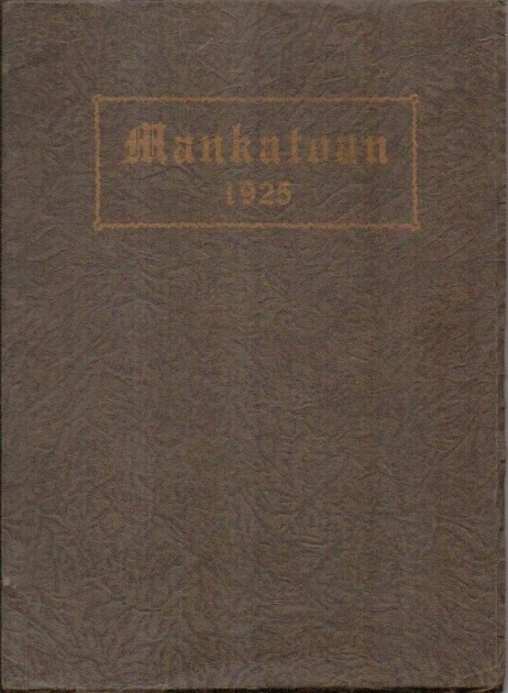 Image for The Mankatoan 1925 Kansas