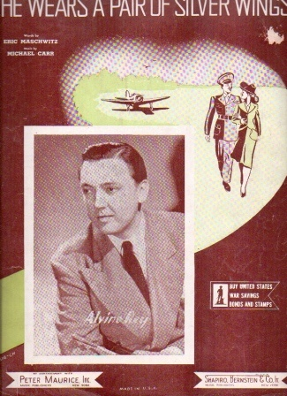 Image for He Wears A Pair Of Silver Wings (Alvino Rey)