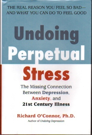 Image for Undoing Perpetual Stress The Missing Connection between Depression, Anxiety and 21st Century Illness
