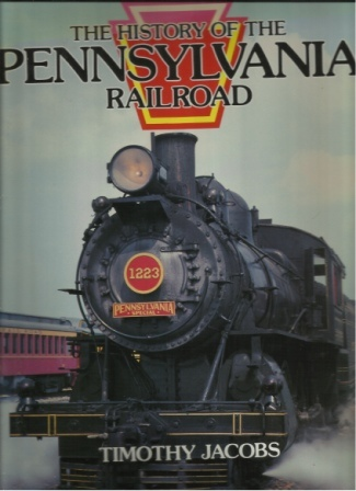 Image for History of the Pennsylvania Railroad