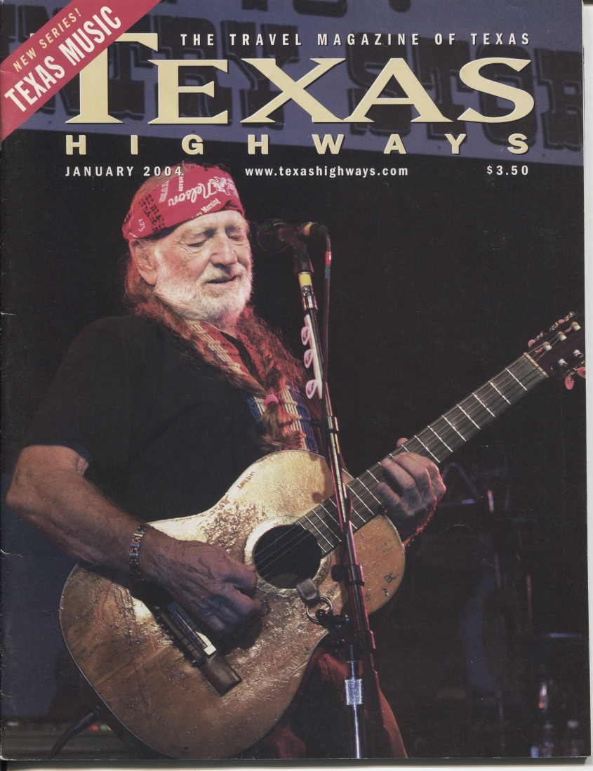 Image for Texas Highways Magazine, January 2004 The Official Texas State Travel Magazine