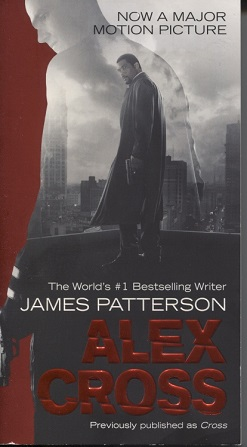Image for Alex Cross Previously Published As Cross