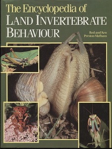 Image for The Encyclopedia of Land Invertebrate Behaviour