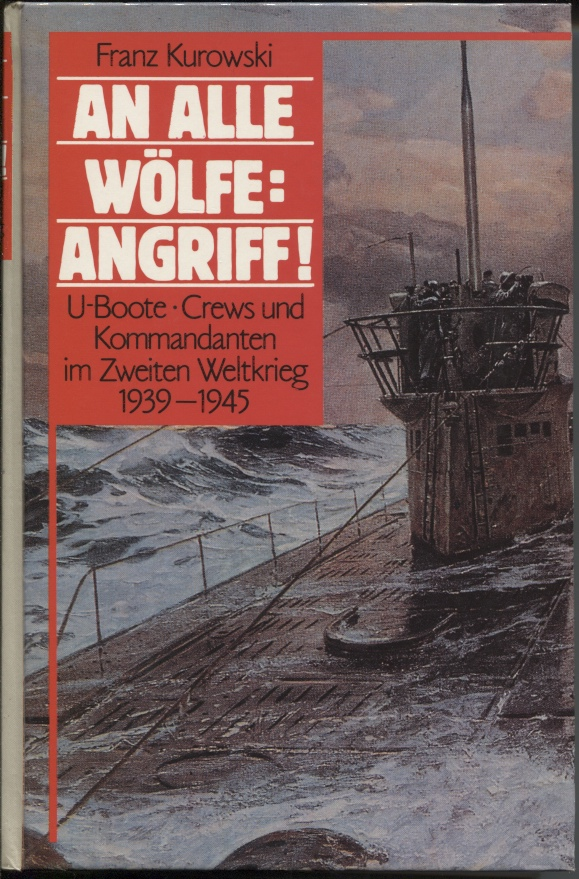 Image for An Alle Wolfe Angriff !