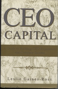 Image for CEO Capital A Guide to Building Ceo Reputation and Company Success