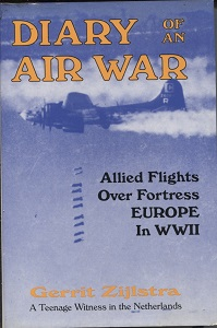 Image for Diary of an Air War Allied Flights over Fortress Europe in WWII