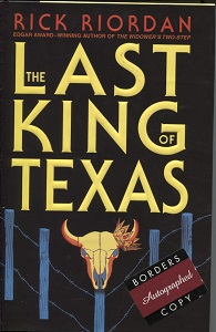 Image for The Last King of Texas