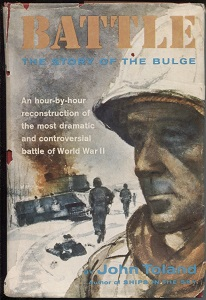 Image for Battle: The Story Of The Bulge