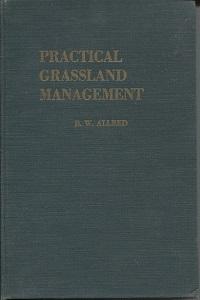 Image for Practical Grassland Management