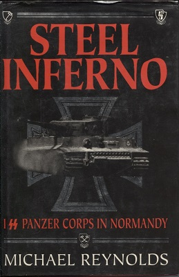 Image for Steel Inferno I SS Panzer Corps in Normandy