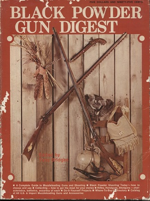 Image for Black Powder Gun Digest