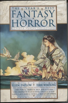 Image for The Year's Best Fantasy And Horror Seventh Annual Collection