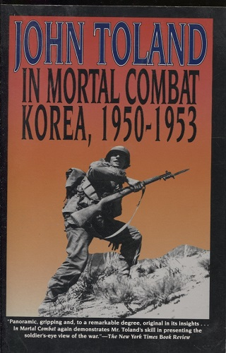 Image for In Mortal Combat Korea, 1950-1953