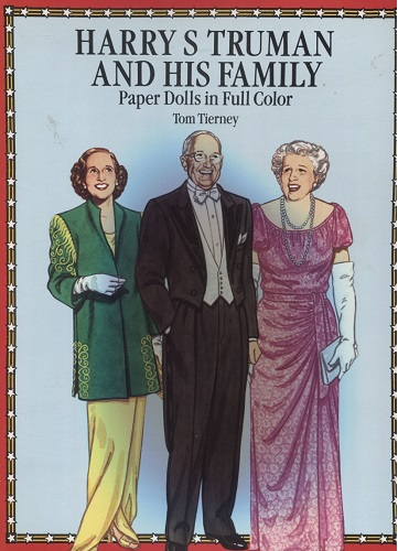Image for Harry S. Truman and His Family Paper Dolls in Full Color