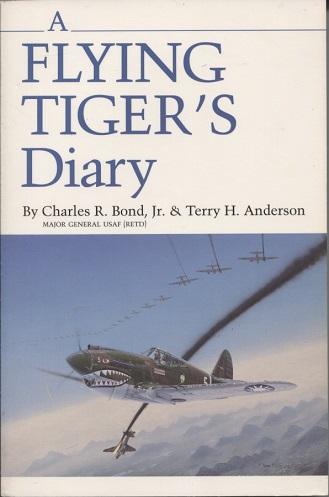 Image for A Flying Tiger's Diary (centennial Series Of The Association Of Former Students, Texas A & M University, #15)