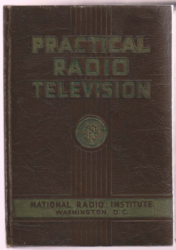 Image for Practical Radio & Television (Two 5-Inch-Thick Binders, Set of 60 Booklets)