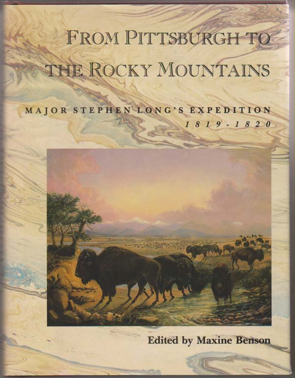 Image for From Pittsburgh to the Rocky Mountains Major Stephen Long's Expedition 1819-1820