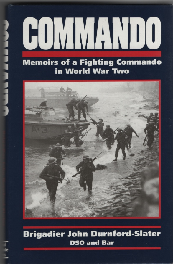 Image for Commando: Memoirs of a Fighting Commando in World War Two