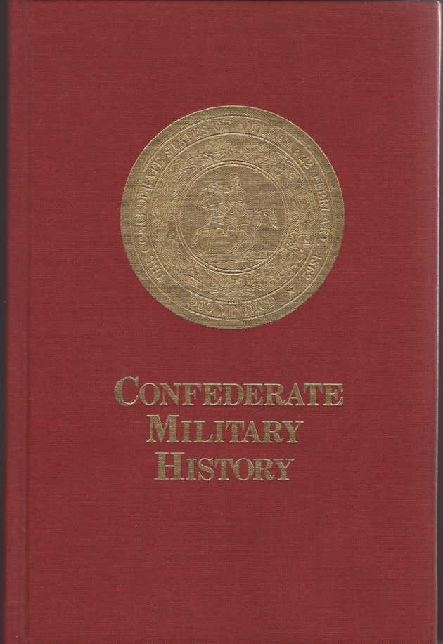 Image for Confederate Military History (Vol. 1, Part 1)  A Library of Confederate States History